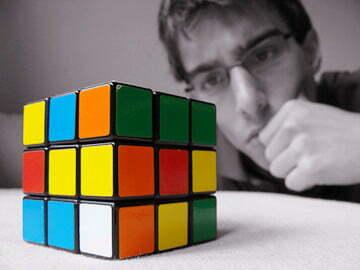 Google tặng người dùng phiên bảo ảo trò chơi xoay Rubik