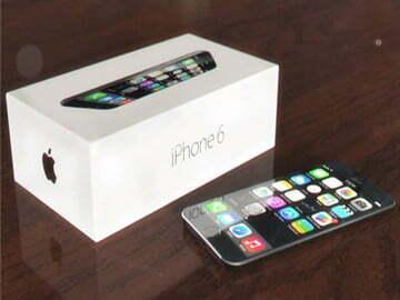 """iPhone 6 thiết kế """"siêu mỏng"""", có thể tích hợp camera """"siêu phân giải"""""""