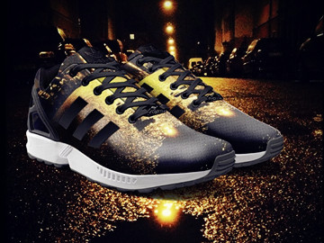 Khi Adidas bắt tay Instagram, cho phép in ảnh cá nhân lên giày