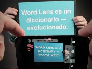 Google mua lại ứng dụng Word Lens nâng cao khả năng dịch