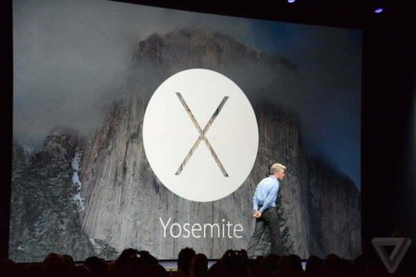 OS X 10.10 có tên OS X Yosemite, nhiều trải nghiệm được đánh giá cao-1