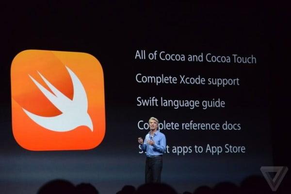 [ WWDC 2014 ] Ngôn ngữ lập trình Swift của Apple chính thức ra mắt -1