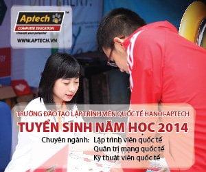 Đón World Cup 2014 với khóa học lập trình tại Hanoi-Aptech-2