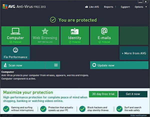 Cùng Hanoi-Aptech lựa chọn công cụ diệt Virus tối ưu và miễn phí (PI)-3