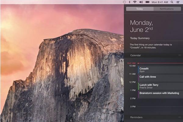 OS X 10.10 có tên OS X Yosemite, nhiều trải nghiệm được đánh giá cao-4
