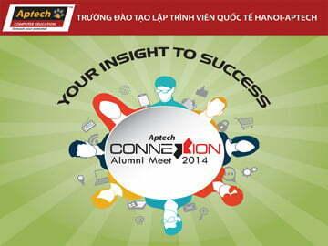 Aptech Connexion Alumni Meet 2014 tổ chức tại Hanoi – Aptech