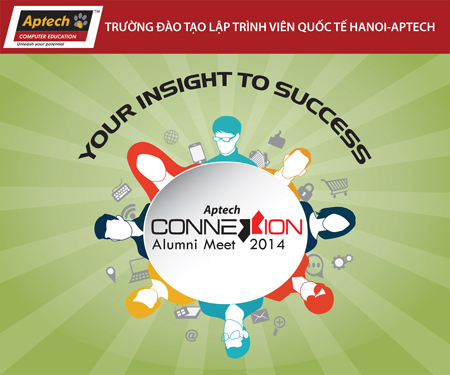 Aptech Connexion Alumni Meet 2014