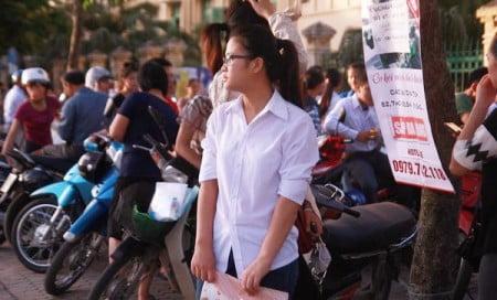 Gửi từ Hanoi- Aptech, lời chúc Thành Công tới sĩ tử 2014!-1