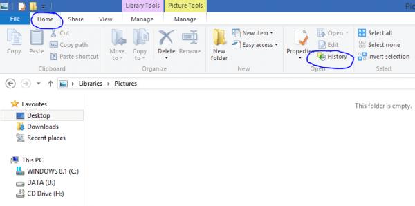File History, công cụ sao lưu và phục hồi dữ liệu không thể bỏ qua-4