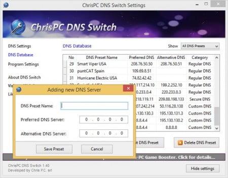 Thủ thuật cải thiện tốc độ Internet bằng DNS-4