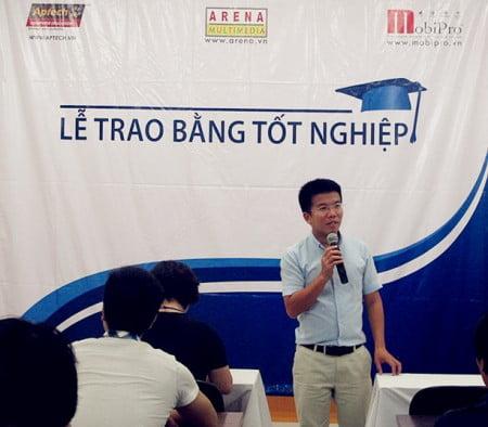 """Sinh viên Hanoi- Aptech, chưa tốt nghiệp vẫn """"đắt sô""""-9"""