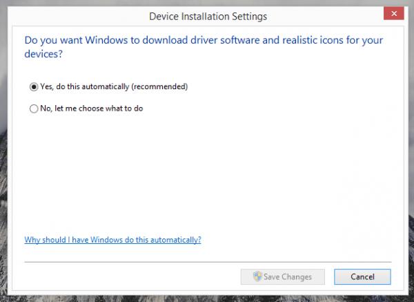 Thủ thuật bổ sung Driver cho Windows-7