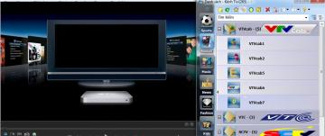 Simple TV 0.4.8 P7 Xem phim, xem bóng đá với 200 kênh khác nhau
