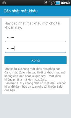 """Sử dụng Zalo là """"chuyện nhỏ"""" cùng Hanoi- Aptech-5"""