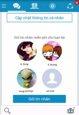 """Sử dụng Zalo là """"chuyện nhỏ"""" cùng Hanoi- Aptech-6"""