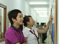 Lịch thi học viên tháng 8/2014