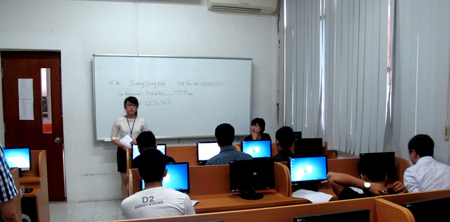 khai giảng lớp n1404l