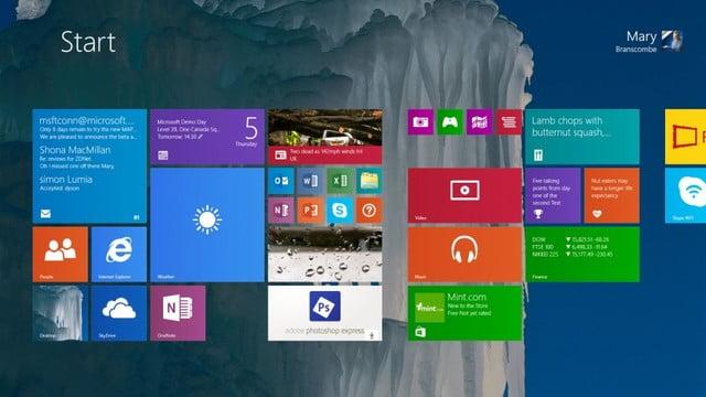 Cách khắc phục nhược điểm trên Windows 8.1