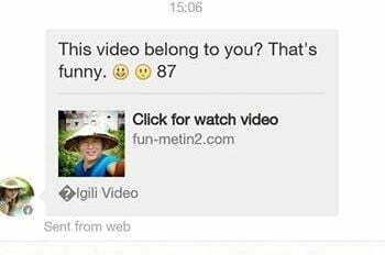 Cảnh báo virus mới, lan nhanh qua Facebook Messenger-1