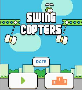 """Swing Copters """"tái xuất"""" cùng Nguyễn Hà Đông trên Google Play-1"""