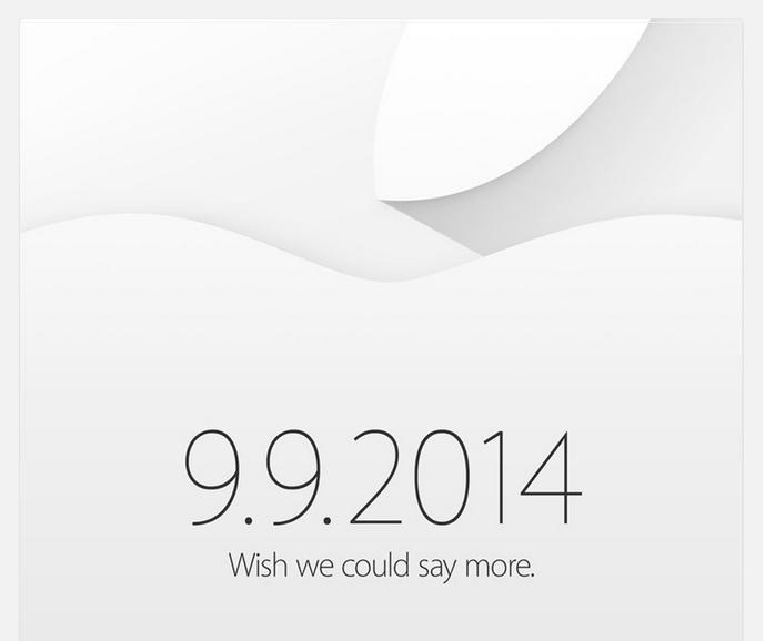 apple ra mắt sự kiện vào ngày 9/9