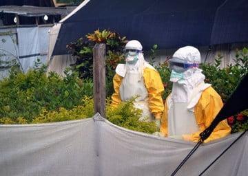Liệu virus Ebola có khả năng lây nhiễm thông qua bàn phím ?