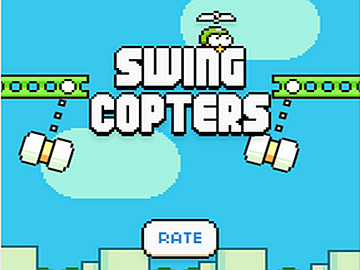 Bí quyết chơi game Swing Copters đạt điểm số cao