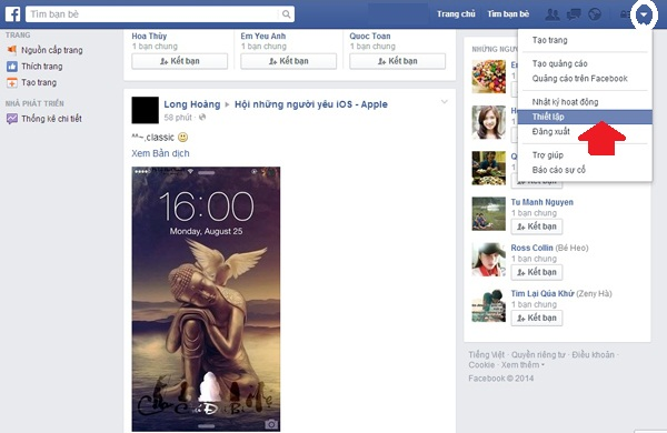Thủ thuật giúp Facebook hiển thị thông tin theo cách riêng với từng đối tượng -1