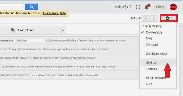 Tạm biệt thư rác Gmail với thủ thuật đơn giản-1