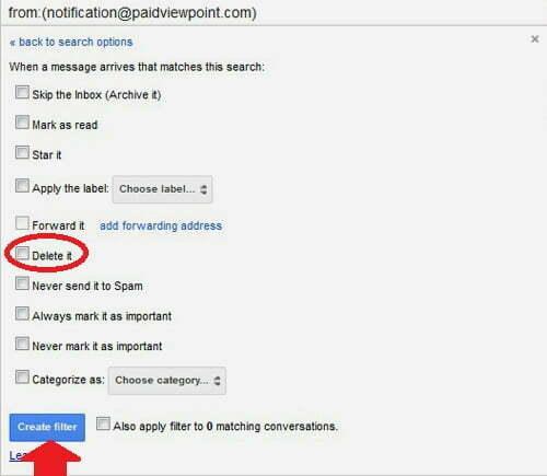 Tạm biệt thư rác Gmail với thủ thuật đơn giản-4