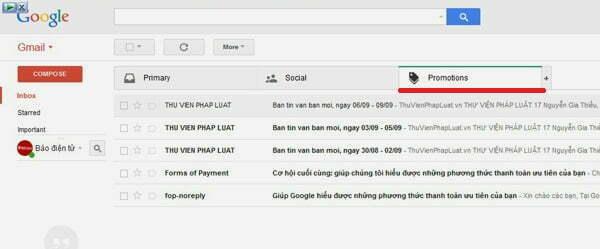 Tạm biệt thư rác Gmail với thủ thuật đơn giản-6