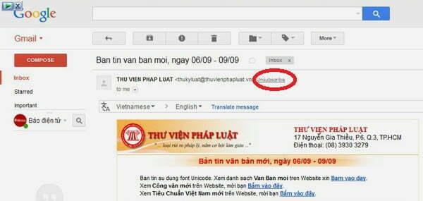 Tạm biệt thư rác Gmail với thủ thuật đơn giản-7