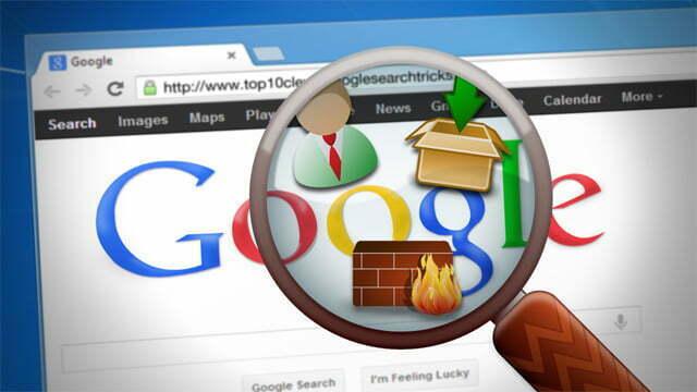 Thủ thuật khi tìm kiếm trên Google search
