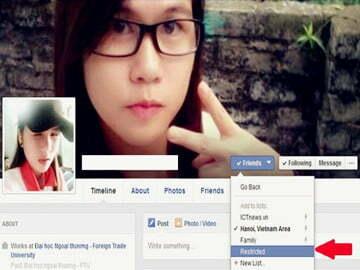 Thủ thuật giúp Facebook hiển thị thông tin theo cách riêng với từng đối tượng