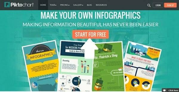 Tạo infographic online cực nhanh bằng công cụ online-1