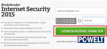 Bitdefender Internet Security 2015 tặng 6 tháng Bản Quyền