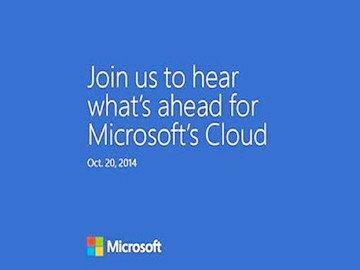 Chào đón sự kiện đám mây của Microsoft vào 20/10