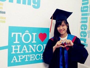 Hanoi- Aptech: Nơi ấy những tài năng IT hội tụ
