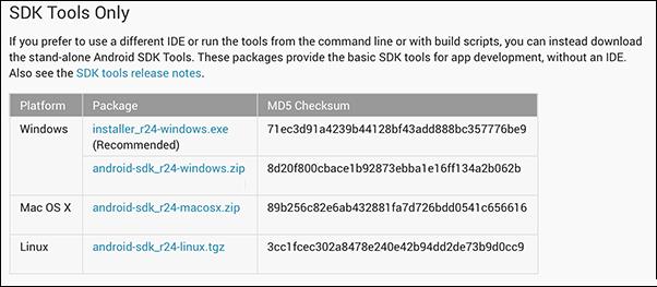 Thủ thuật giúp Android 5.0 Lollipop hoạt động dễ dàng trên PC -1