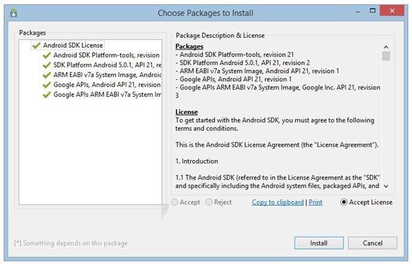 Thủ thuật giúp Android 5.0 Lollipop hoạt động dễ dàng trên PC -4