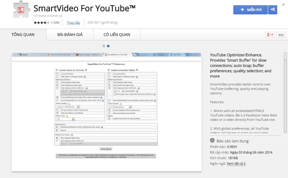 Những thủ thuật với YouTube mà ít người biết đến