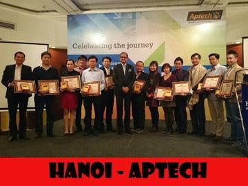 Read more about the article Hanoi – Aptech : 15 năm hợp tác thành công cùng Aptech Ấn Độ