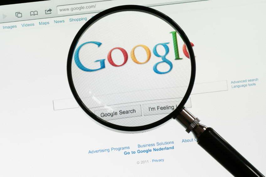 thủ thuật tìm kiếm trên Google