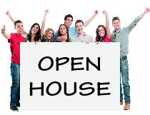 Lịch Open House tháng 4/2015