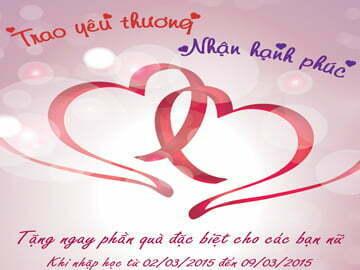 Read more about the article Hanoi- Aptech – Trao yêu thương để bạn nhận hạnh phúc nhân ngày 8/3