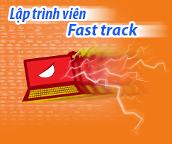 """Đón đầu công nghệ với  """" Lập trình viên – Fast Track"""""""