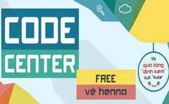 Read more about the article Hanoi- Aptech Code Center – Garage Sale #7: Định hướng, lập trình tương lai
