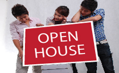 Lịch Open House tháng 9/2015
