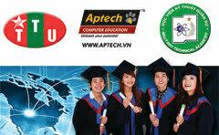 Hanoi- Aptech: Học CNTT theo hình thức hệ liên kết đào tạo nhận bằng kép