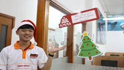 Lập trình viên Hanoi-Aptech tưng bừng đón Giáng sinh